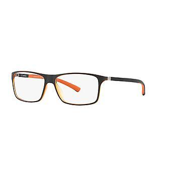 Starck Gravity Evo SH1043M 0006 Black-Orange Glasses