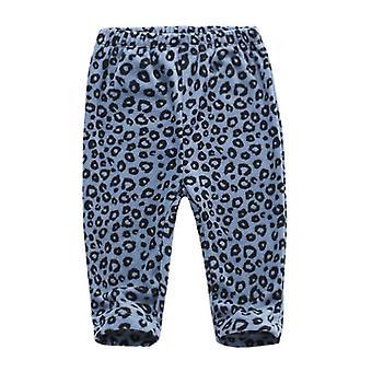 Pantalones de bebé otoño/invierno pantalones de dibujos animados pantalones casuales, pantalones recién nacidos