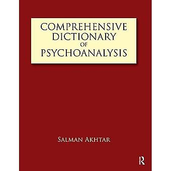 Omfattende ordbok av psykoanalyse