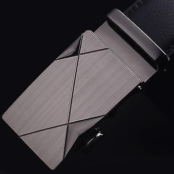 حزام جلدي تلقائي فاخر حقيقي ( مجموعة 3)