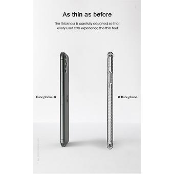 iPhone SE 2020 Transparent mål - HoneyComb