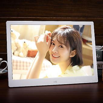 LEDバックライトHDフル機能デジタルフォトフレーム