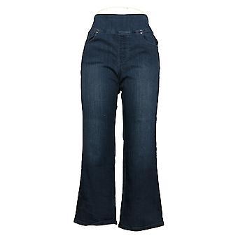 Belle By Kim Gravel Women's Petite Jeans Primabelle Boot Blue A390256