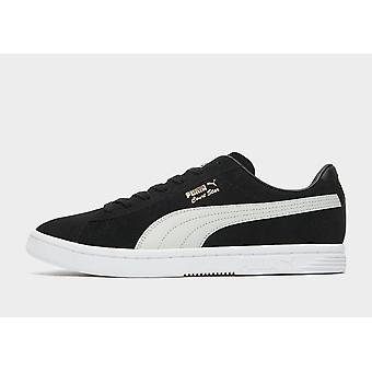 New Puma Men's Court Star Classic Trainers from JD Outlet Black