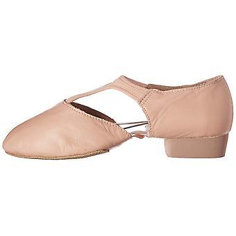 Bloch Women's Elastosplit Grecian Teaching Dance Shoes, Leather