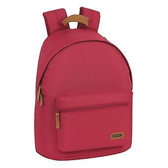 Laptop Backpack Safta 14,1'' Red