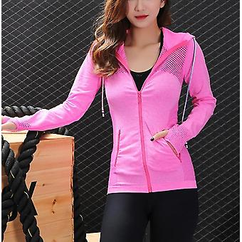 Autumn Outdoor Sports Women Jackets, Hooded Coat