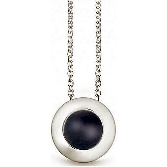 QUINN - Halskette - Damen - Silber 925 - Edelstein - Chalcedon - 273099151