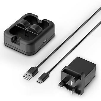 Ładowarka do drzwi Ładowarka do drzwi Ładowarka Double Plug Charger z zasilaczem do dzwonka wideo Dzwonek 2 / Ring Spotlight Cam Battery Battery / Ring Stick UP Cam Battery Stable Output