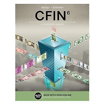CFIN med MindTap Finance 1 termin 6 månader tryckt åtkomstkort av Eugene University of Florida BrighamScott University of South Florida Besley