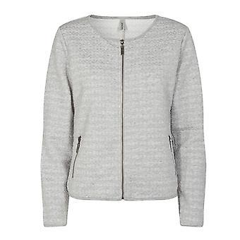 SOYACONCEPT Grey Cardigan Rasha 25096