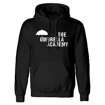 The Umbrella Academy Mens Logo Pullover Hoodie