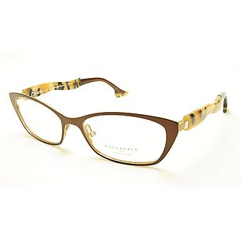 Face A Face Bocca City 1 Col. 9405 Eyeglasses France Made 53-16-142 Glasses