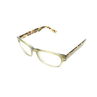 John Galliano Eyeglasses Frame JG5015 093 Acetate Grey Brown