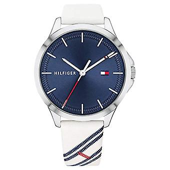 Tommy Hilfiger Analog Watch Quartz Woman with Leather Strap 1782089