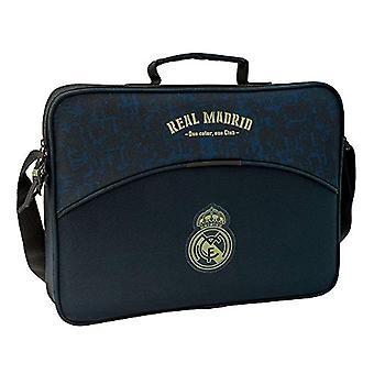Real Madrid F.C. 611934385, Entrada infantil, Negro, 38cm x 28cm x 6cm