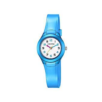 Calypso Watches Analog Watch Quartz Woman with Plastic Strap K5749/2