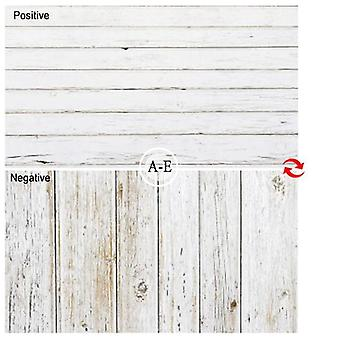 Double-sided Different Styles Woodgrain Cement Marble Texture Photography