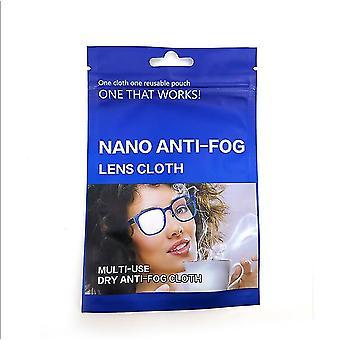 2szt nano okulary przeciwmgielne tkaniny az8811