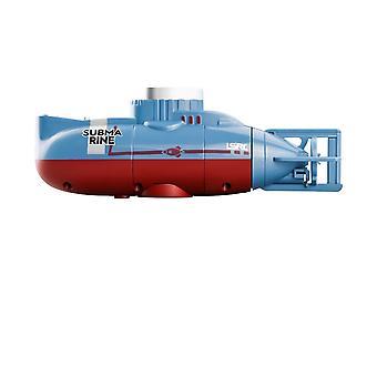 ميني Rc الغواصة 0.1m/ ثانية سرعة قارب التحكم عن بعد لعبة الغوص للماء