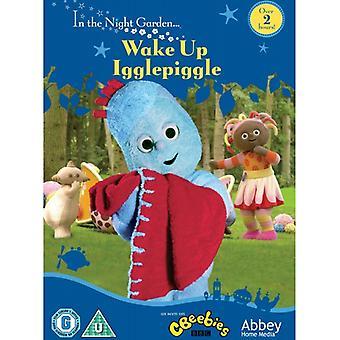 In The Night Garden Wake Up Igglepiggle DVD