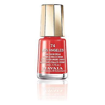 Nail polish Nail Color Mavala 74-los angeles (5 ml)