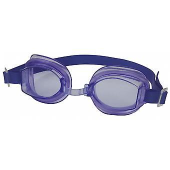 SwimTech Aqua Adult Goggles Purple