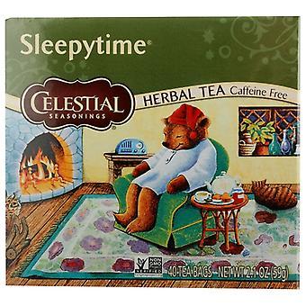 Celestial Mausteet Tea Herb Cf Slpytime, Kotelo 6 X 40 Pussia
