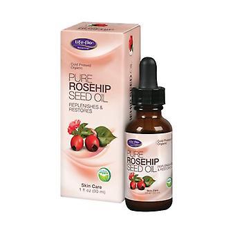 Life-Flo Pure Rosehip Seed Oil, 1 oz