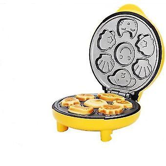 Household multifunctional cake machine, breakfast machine, waffle machine,baking machine