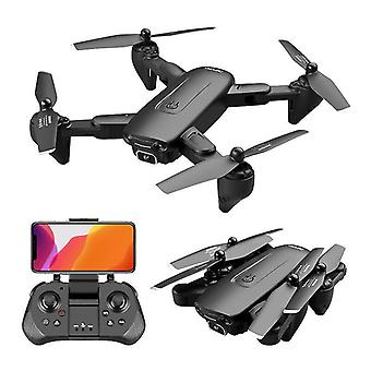 F6 Dron plegable Wifi 4k Cámara dual Hd Fpv Drones 5g Gps (GPS 5G 1080P)