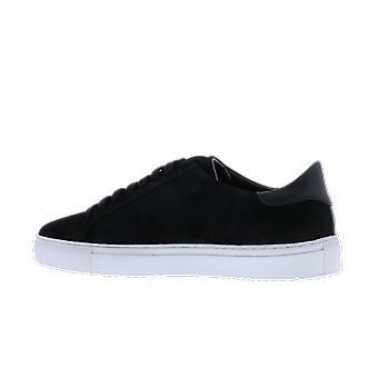 Axel Arigato Clean Mokkanahka Musta 28582 kenkä