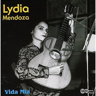Lydia Mendoza - Vida Mia [CD] USA import