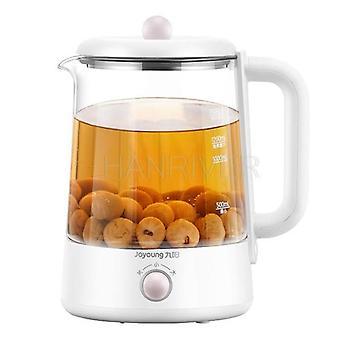 1.5L household electric kettle mini multi cooker health preserving pot automatic tea dessert cooking pot 220v