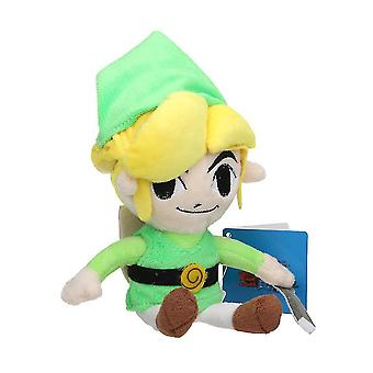 Zelda Link weiche Puppe süße Plüsch Spielzeug Geburtstag Geschenk Figur