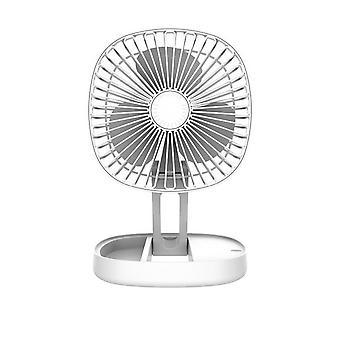 Ventilator Cooling Fan Foldable Mini Wireless For Home Office  Rechargeable|Fans