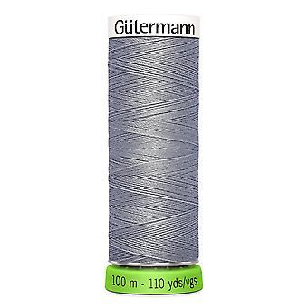 Gutermann 100% Återvunnen polyester sy-all tråd 100m Hand och maskin - 040