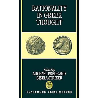 La rationalité dans la pensée grecque