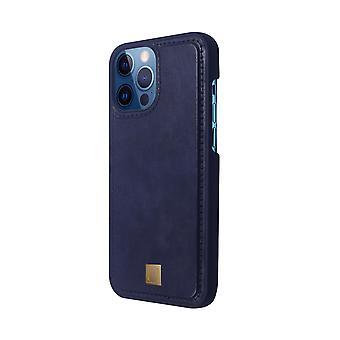 iPhone 12 / 12 Pro Marvêlle Magnetisk Skall Marineblå