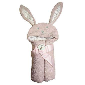 Warm Bunny Blanket Baby Soft Animal Hooded Rabbit Cotton Sleeping Cover Blanket Kids Bathrobe