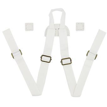 Adjustable Backpack Bag Shoulder Belts Straps Diy Replacement Rucksack Strap