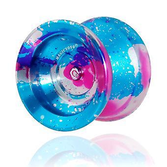 Magic Yoyo Y01sarjat Professional Metalli Yo-yo Y01 Solmu Lelu Nopea 10 Kuulalaakerit Special Yo Yo Lahjalelut Lapsille