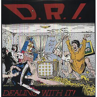 D.R.I. - Dealing with It [Vinyl] USA import