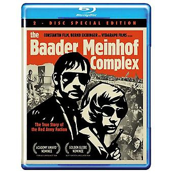 The Baader Meinhof Complex [2 Discs] [Blu-ray] [BLU-RAY] USA import
