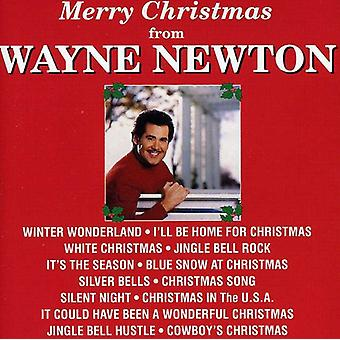 Wayne Newton - Merry Christmas From Wayne New [CD] USA import