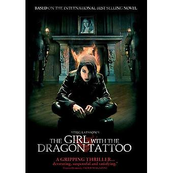 Girl with the Dragon Tattoo [DVD] USA import