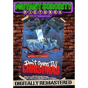 Nicht importieren geöffnet bis Weihnachten [DVD] USA