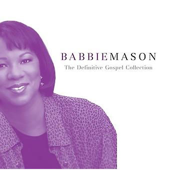 Babbie Mason - Definitive Gospel Collection [CD] USA import