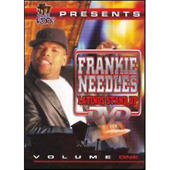 Frankie Needles Latinos Stand Up [DVD] USA import