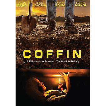 Coffin [DVD] USA import